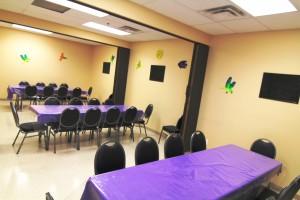 saskatoon party room